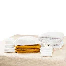 Kit Cama y Baño Individual Plus