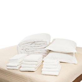 Kit Cama y Baño Matrimonial Plus