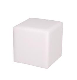 Puff Cubo Branco
