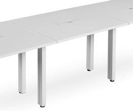 Mesa de Reunião Plataforma Modular