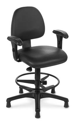 Cadeira Caixa Preta