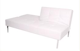 Sofá Loft 3 Lugares - Branco
